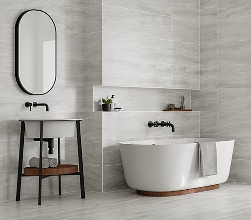 How To Transform Your Bathroom With The Help Of Tiles